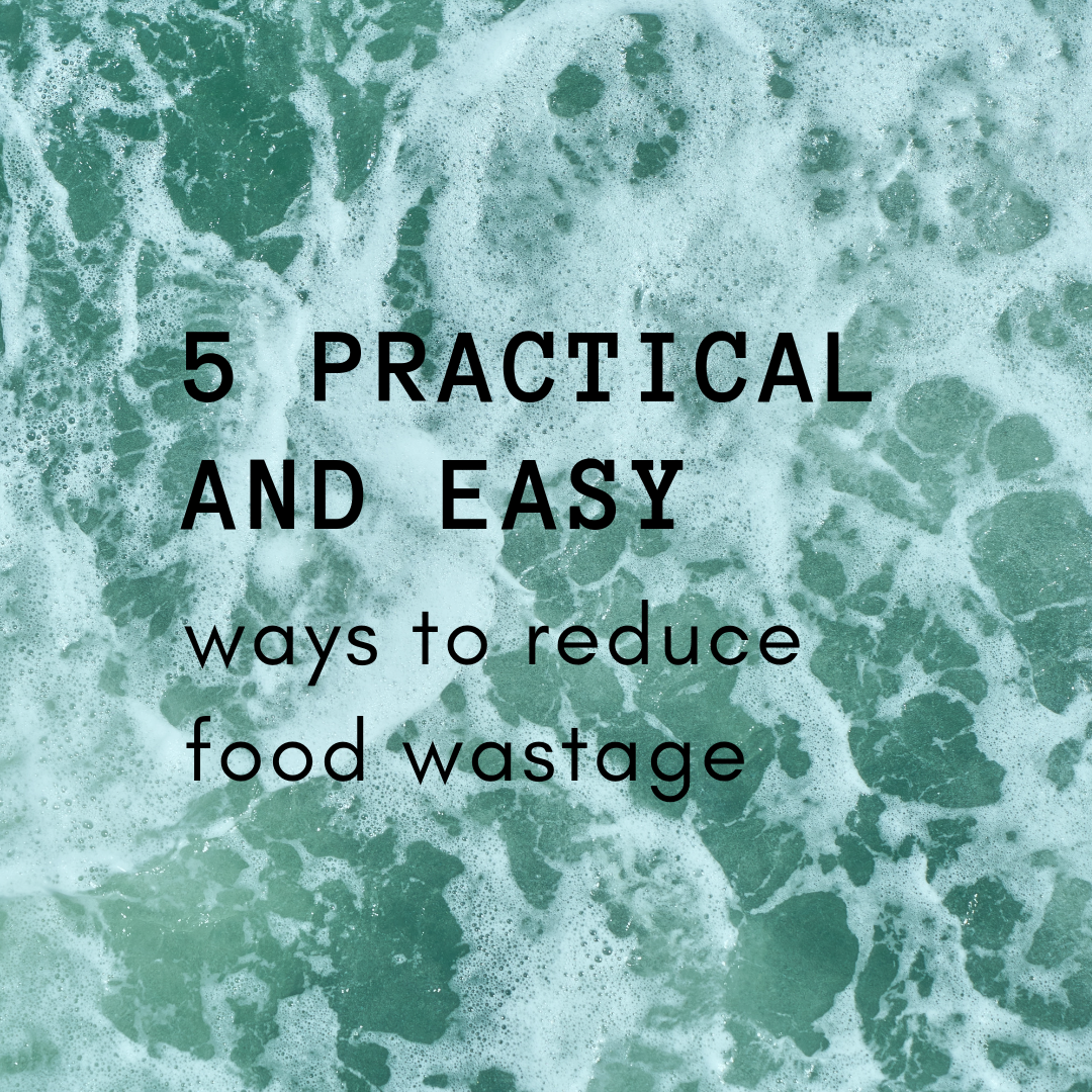 5 practical and easy ways to reduce food wastage