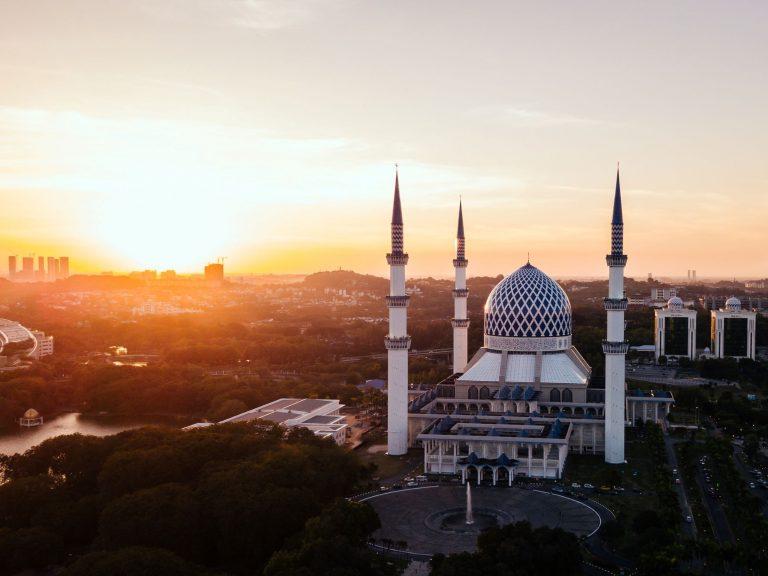 mosque during ramadan