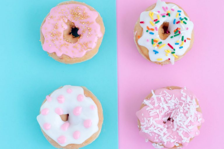 avoid high fat or high sugar foods
