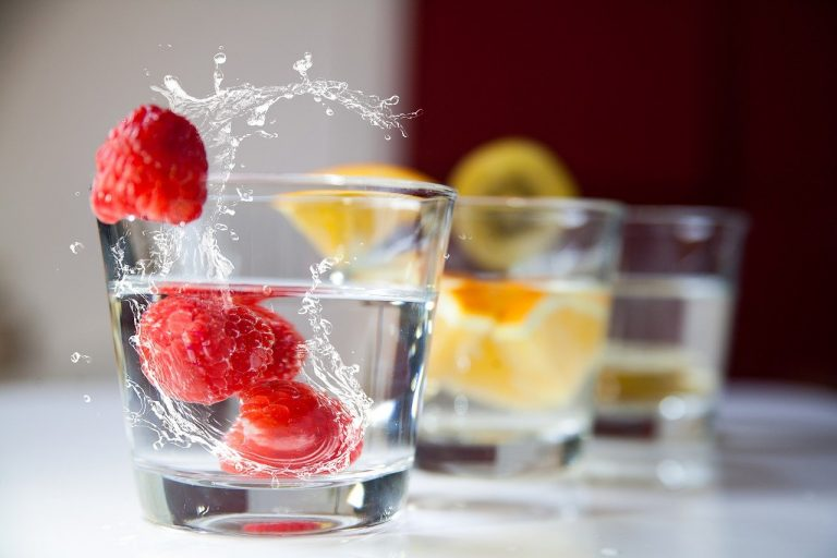 drinking water after workouts - before exercise